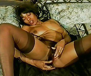 Ebony Fingering Tube