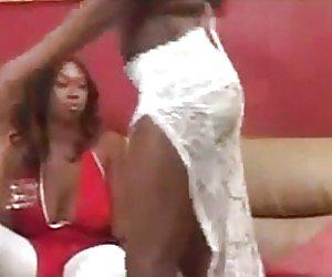 Ebony Pussy Licking Tube